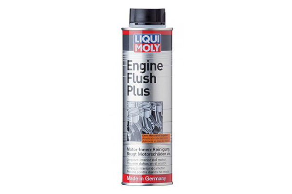 Engine flush plus
